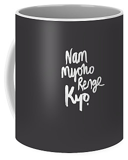 Nam Myoho Renge Kyo Coffee Mug