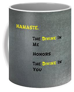 Namaste #1 Coffee Mug