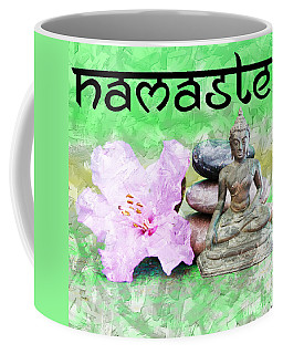 Namaste Buddha. V2 Coffee Mug