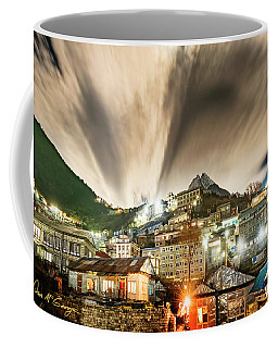 Namche Night Coffee Mug