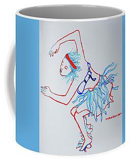 Namibian Traditional Dance Coffee Mug