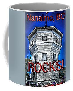 Nanaimo Bastion Coffee Mug