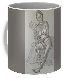 Nancy Reclining Coffee Mug