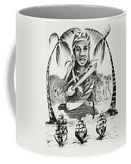 Nanny Of The Maroons Coffee Mug