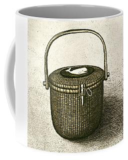 Nantucket Basket Coffee Mug