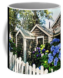 Nantucket Cottage No.1 Coffee Mug