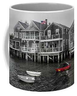 Nantucket In Bw Series 6139 Coffee Mug