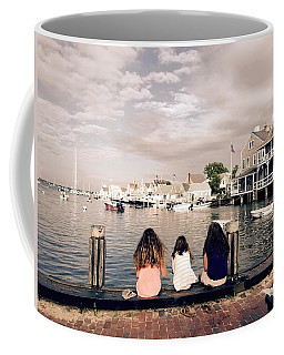 Nantucket Island Coffee Mug
