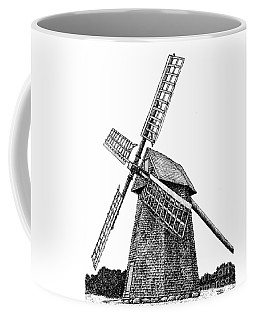 Nantucket Windmill Number One Coffee Mug