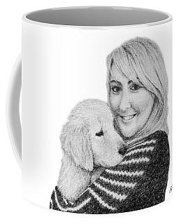 Naomi And Pluto Coffee Mug