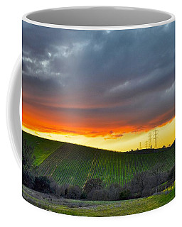 Napa Sunrise Coffee Mug