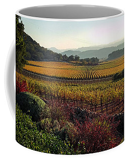 Napa Valley California Coffee Mug