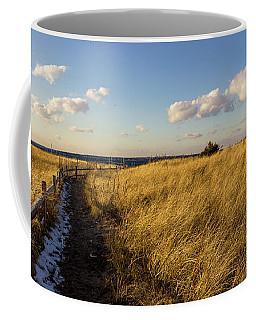 Napatree Dunes Coffee Mug