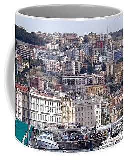 Naples In The Spring Coffee Mug