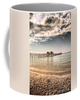Naples Pier Coffee Mug