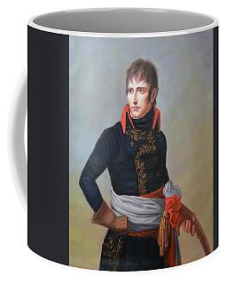 Napoleon Bonaparte As First Consul Coffee Mug