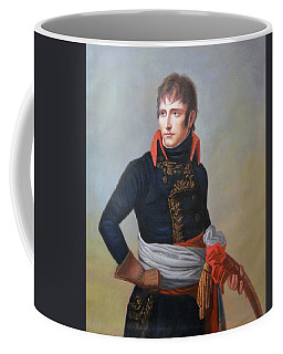 Napoleon Bonaparte As First Consul Coffee Mug