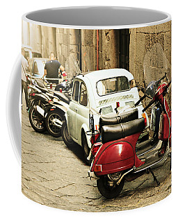 Napoli Parking Coffee Mug