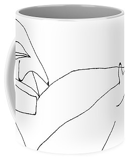 Napping  Coffee Mug