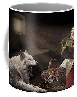Naptime Story Coffee Mug
