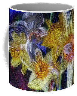 Narcissarian Confabulation Coffee Mug by Richard Thomas