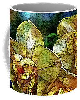 Coffee Mug featuring the photograph Narcissus by Jolanta Anna Karolska