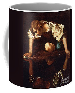 Narcissus Coffee Mug by Pg Reproductions