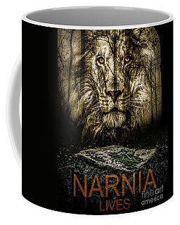 Narnia Lives Coffee Mug