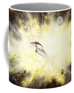 Narrow Escape Coffee Mug