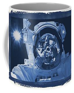 Nasa Astronaut Coffee Mug