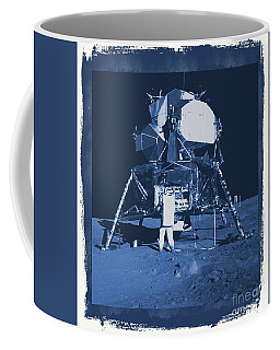 Nasa Lunar Lander Coffee Mug