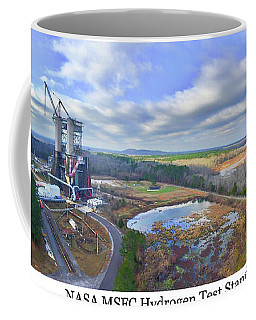 Nasa Msfc Hydrogen Test Stand - Original Coffee Mug