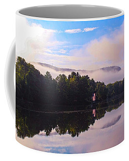 Nashawannuck Pond, Easthampton, Ma Coffee Mug