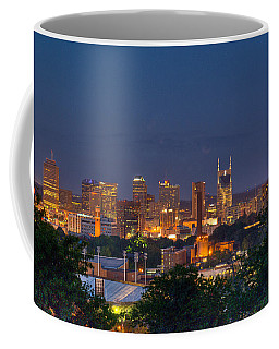 Nashville By Night 2 Coffee Mug