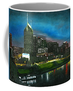 Nashville Nights Coffee Mug