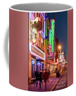 Nashville Signs II Coffee Mug