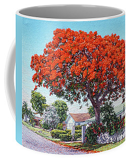 Nassau East Blvd.  Coffee Mug