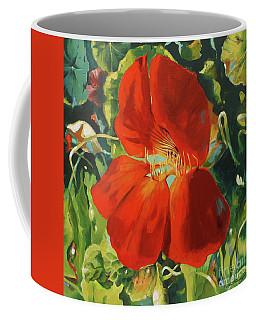 Nasturtium Coffee Mug