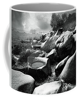 Coffee Mug featuring the photograph Nasty Weather by Vladimir Kholostykh