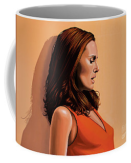 Natalie Portman 2 Coffee Mug