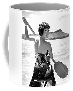 Natalie Wood Coffee Mug