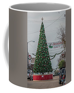 Natchez Christmas Tree Coffee Mug