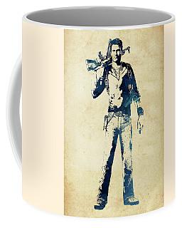 Nathan Drake Coffee Mug