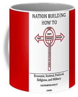 Nation Building How To Book Coffee Mug