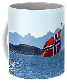 National Day Of Norway In May Coffee Mug by Tamara Sushko
