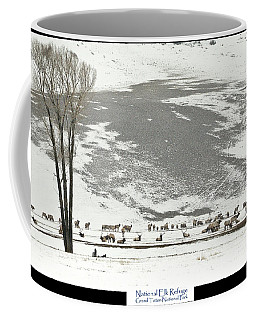 National Elk Refuge Coffee Mug