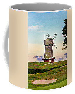 National Golf Links Of America Windmill Coffee Mug