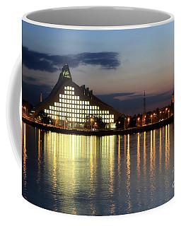 National Library Of Latvia Coffee Mug
