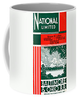 National Limited Coffee Mug