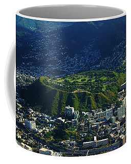National Memorial Cemetery Of The Pacific Coffee Mug